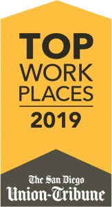2019 top work places logo