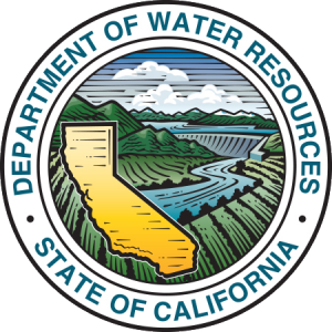 CA Department of water resources logo