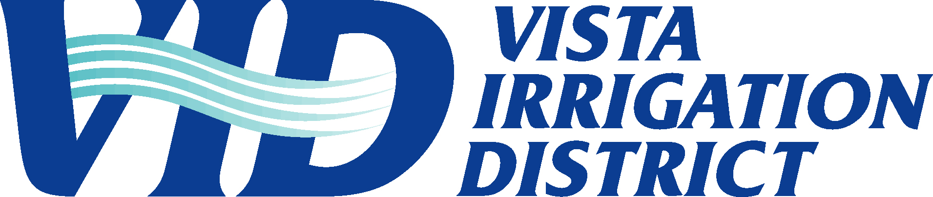 Vista Irrrigation District Logo