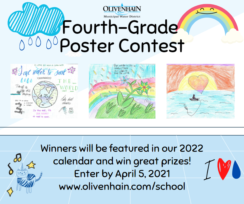 flyer for poster contest