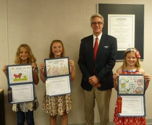 students poster contest winners 2019