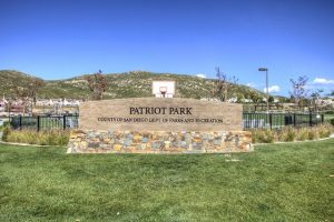 Patriot Park in 4S Ranch